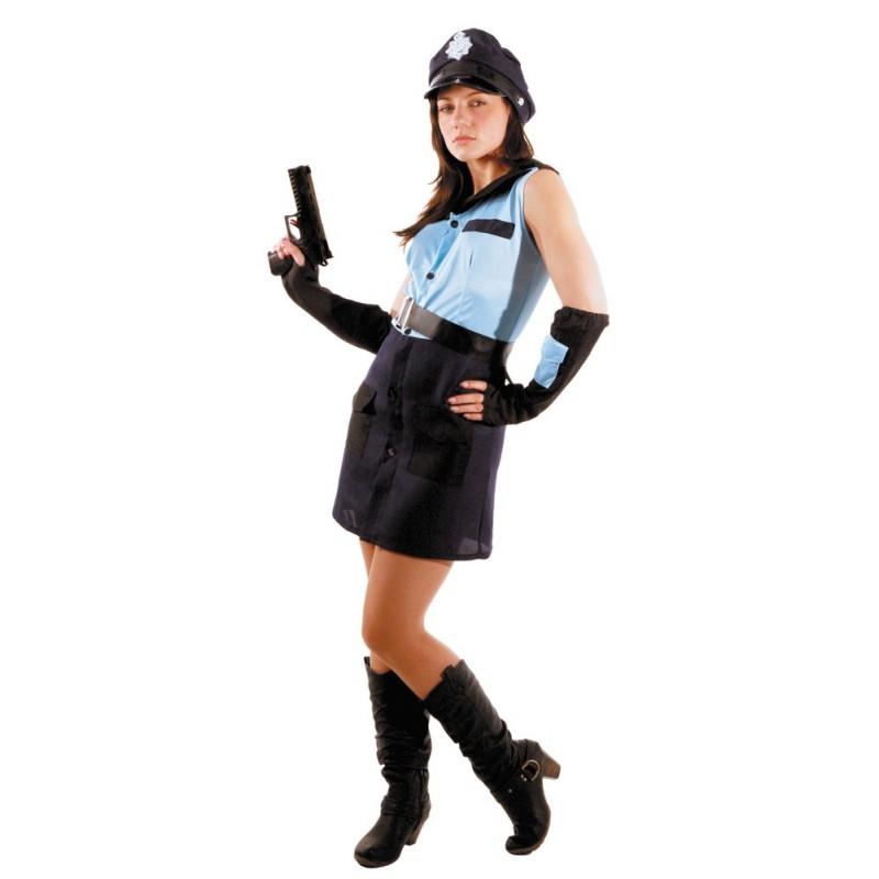 COSTUME POLICIERE SEXY
