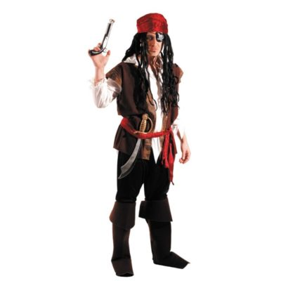 COSTUME PIRATE HOMME XXL