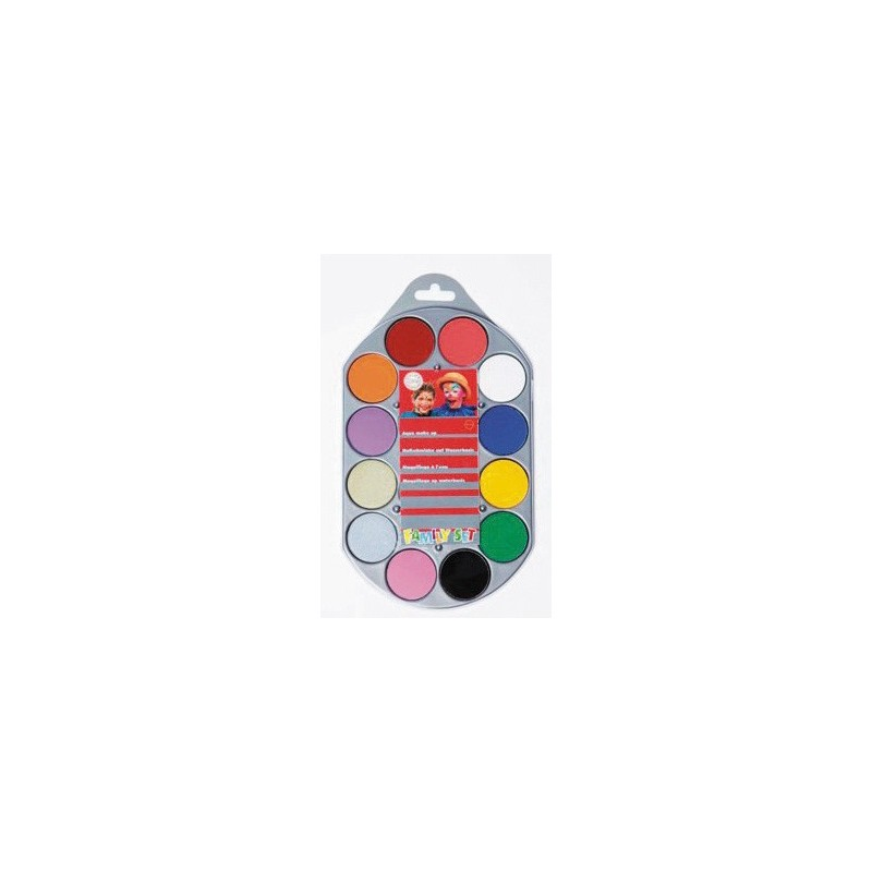 PALETTE 12MAQUILLAGES