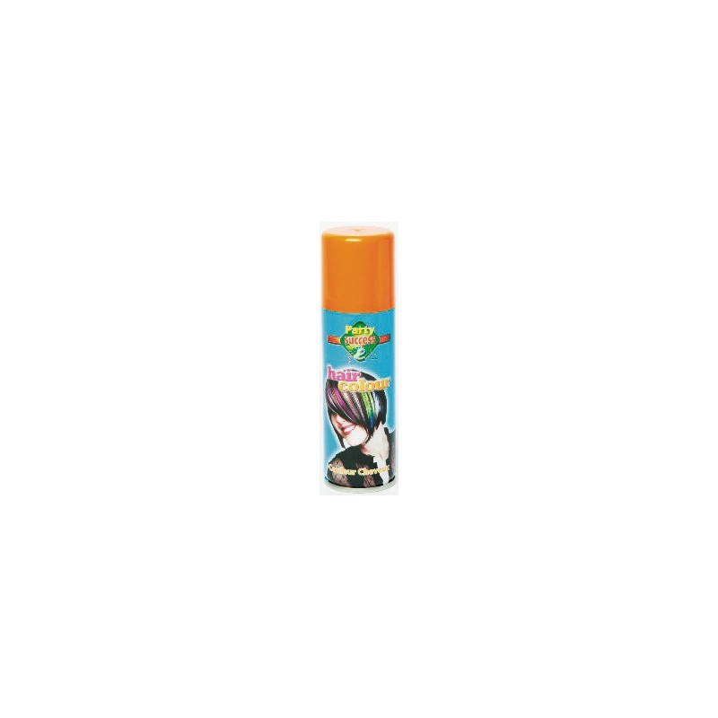 BOMBE  CHEVEUX 125ML ORANGE