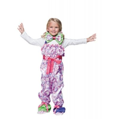 COSTUME CLOWN LUXE 4-6 ANS
