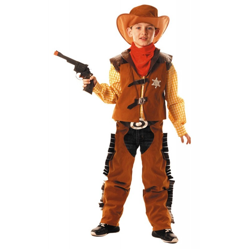 COSTUME FAR WEST 7-9 ANS