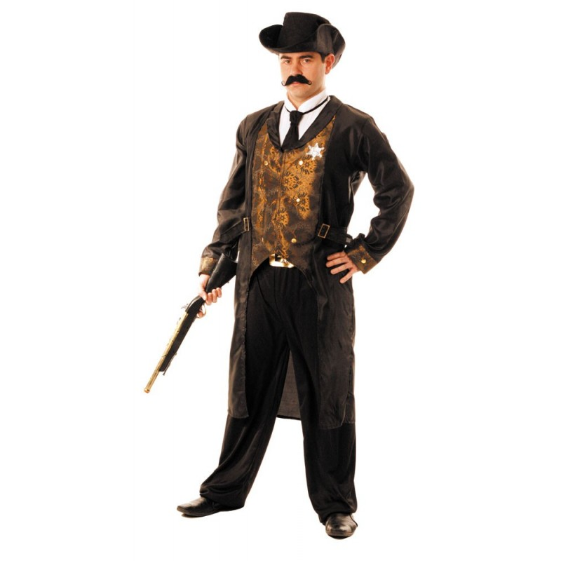 COSTUME SHERIFF HOMME