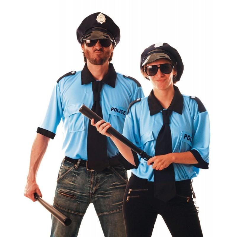 CHEMISE POLICIER MIXTE