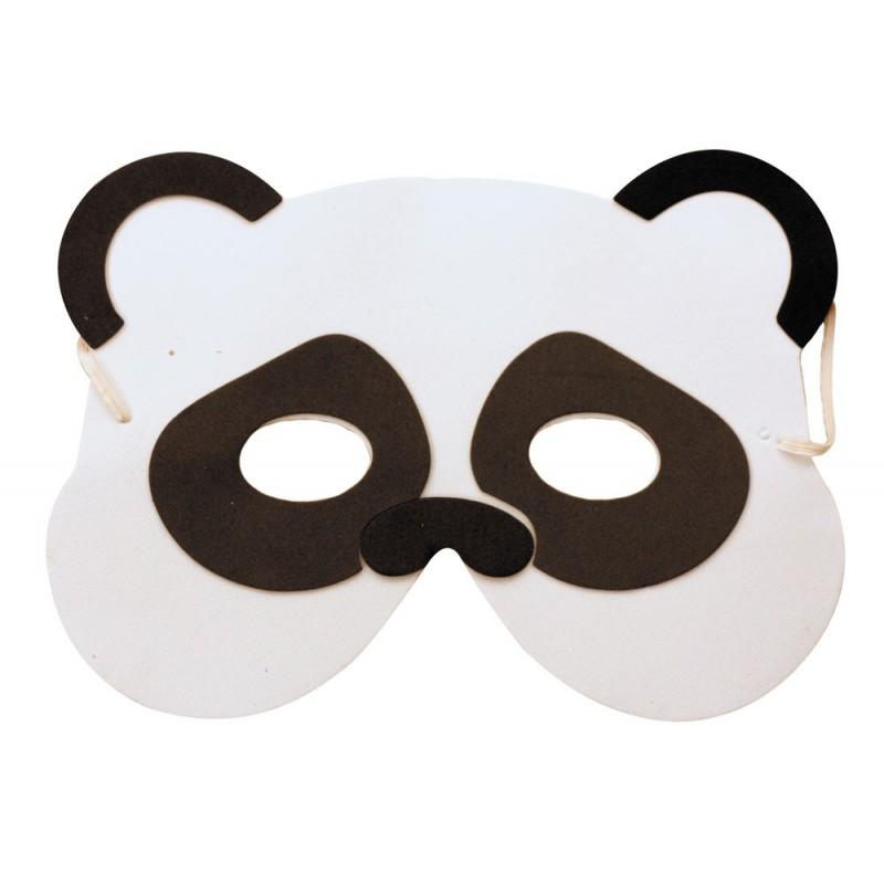 Masque enfant panda EVA