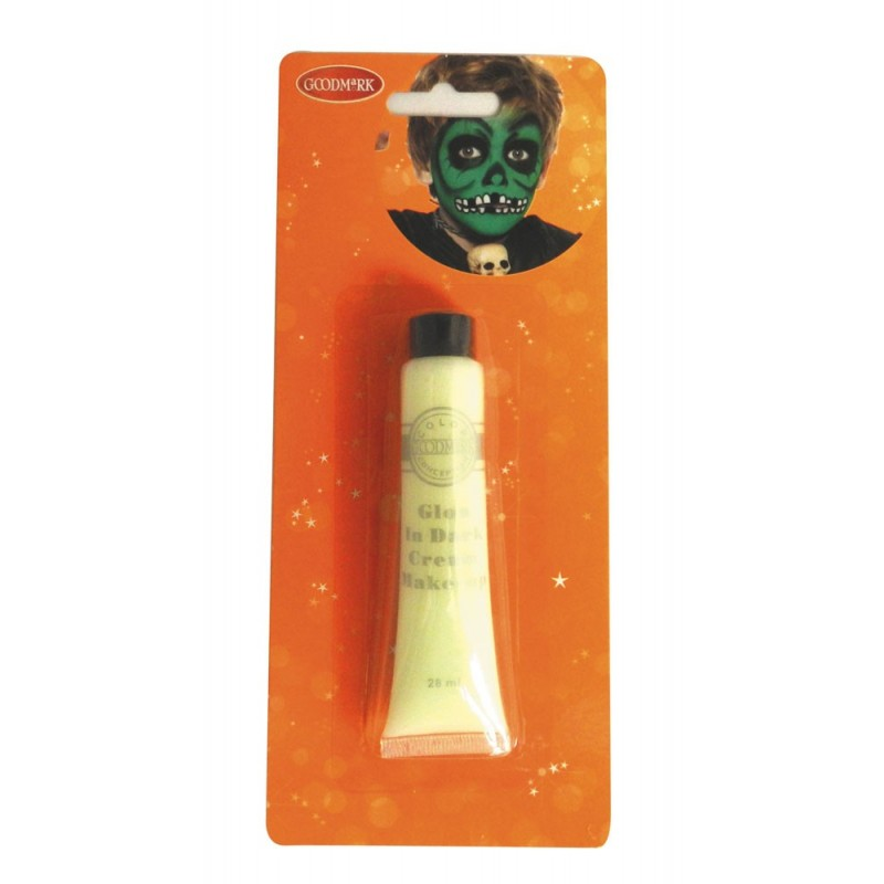 Tube crème glow in dark 28 ml