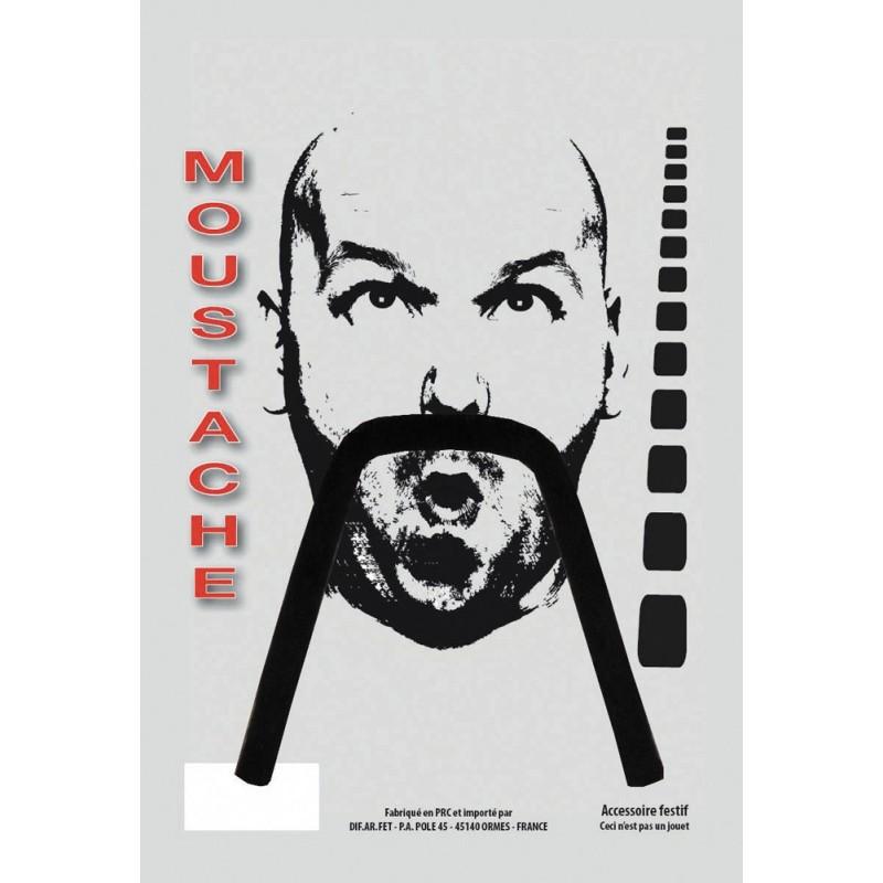 MOUSTACHE CHINOIS LONGUE