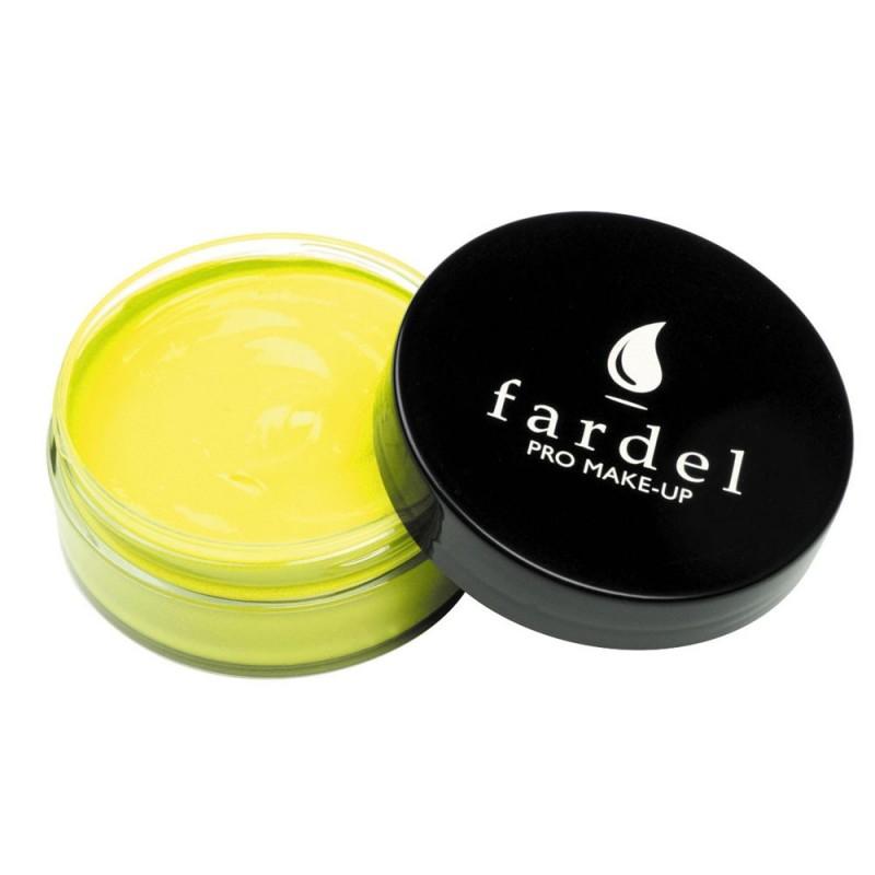 Crème 40ml jaune fluo