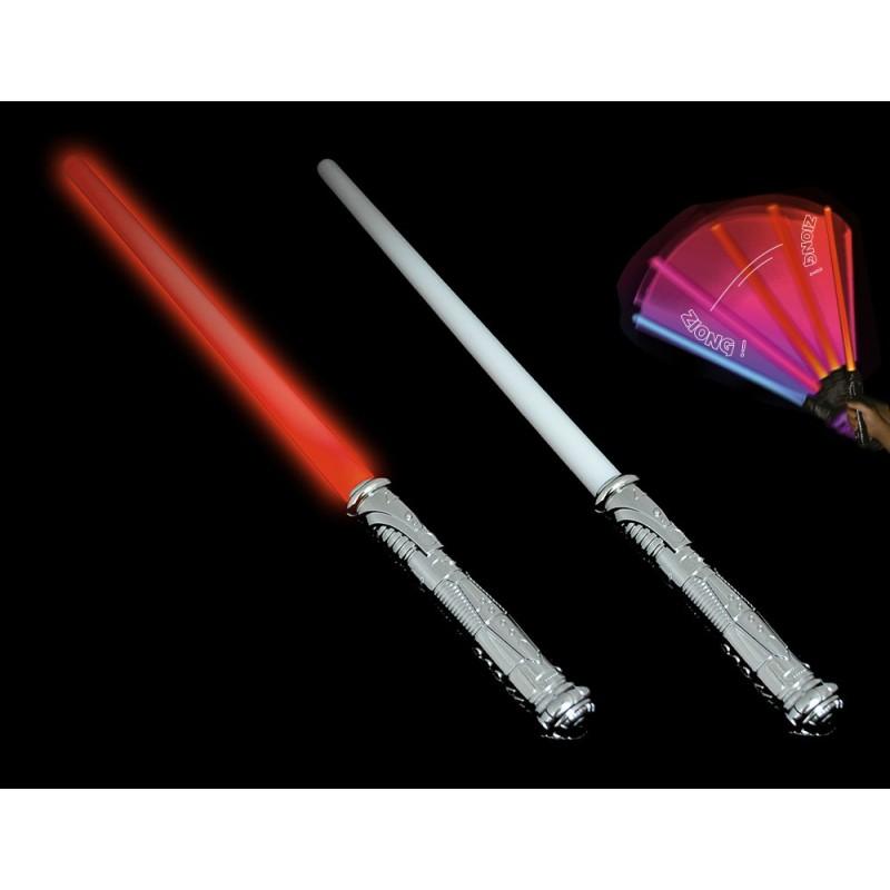 Epée de l'espace sonore et lumineuse