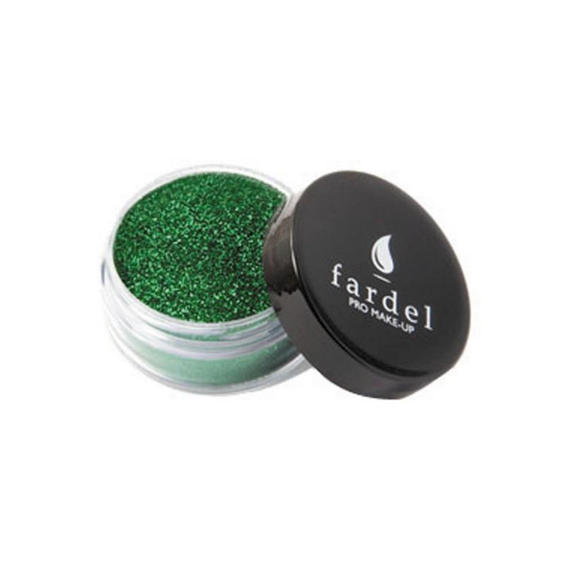 Paillette poudre 9gr vert
