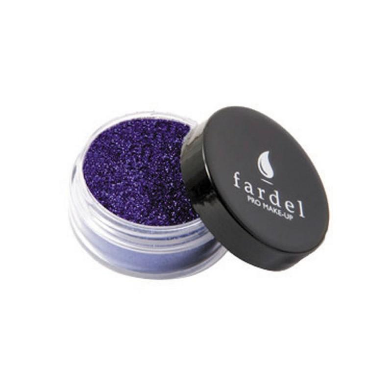 Paillette poudre 9gr violet