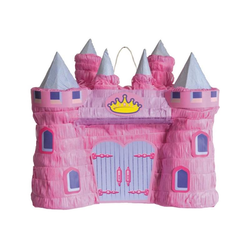 Pinata château princesse 36x15x36 cm