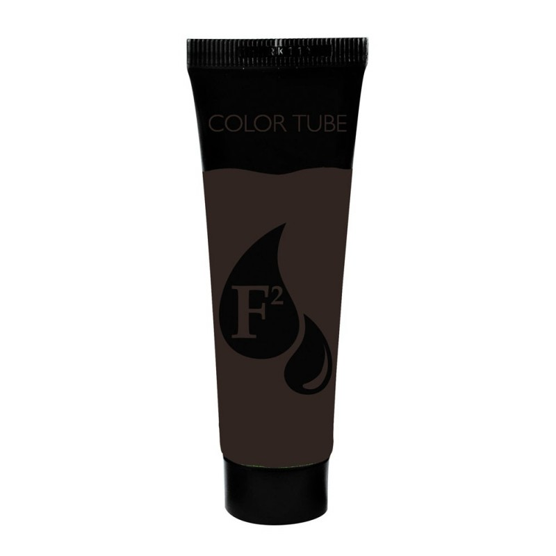 Tube color 30gr brun ébène