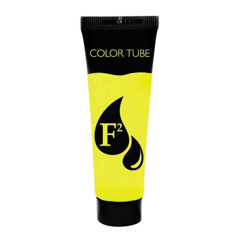 Tube color sp 30gr jaune fluo