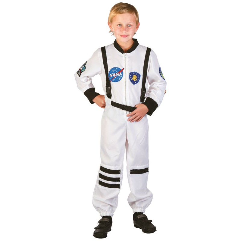 Costume astronaute 7-9 ans
