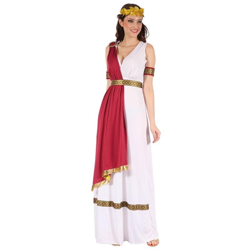 Costume déesse grecque luxe