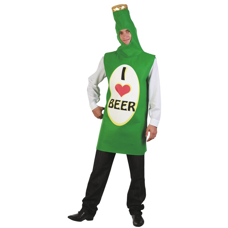 Costume I love beer