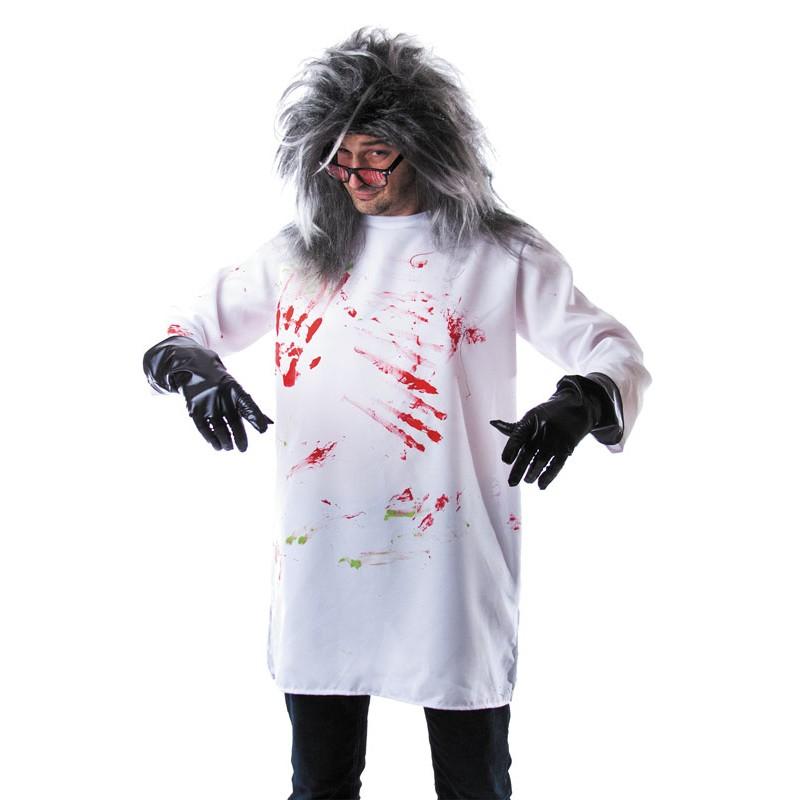 costume savant fou avec gants magasin la f te. Black Bedroom Furniture Sets. Home Design Ideas