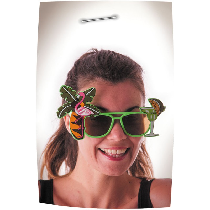 Lunettes holidays 2 couleurs assorties
