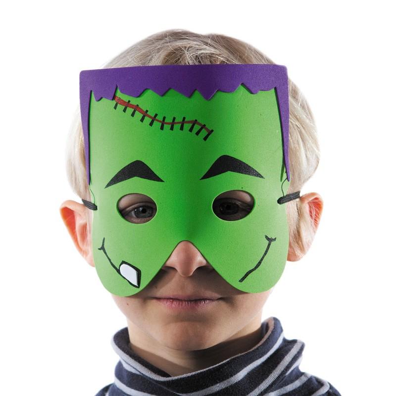 Masque enfant eva Frankeinstein