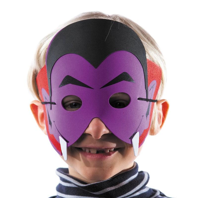 Masque enfant eva vampire