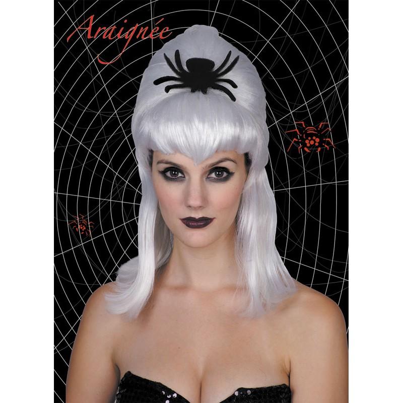 Perruque araignée