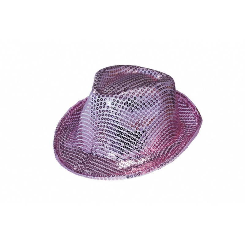 BORSALINO SEQUIN ROSE