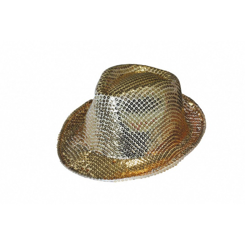 BORSALINO SEQUIN OR