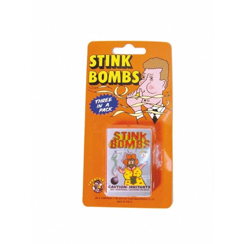 BOMBES PUANTES  PAR 3