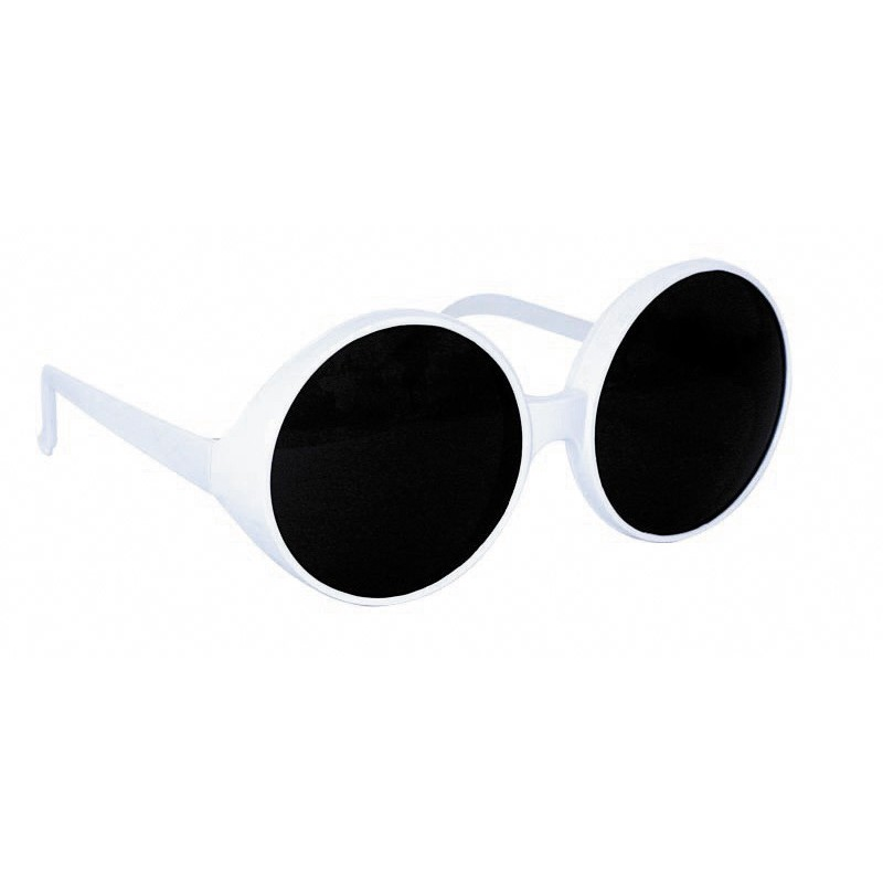 LUNETTES GLAMOUR WHITE