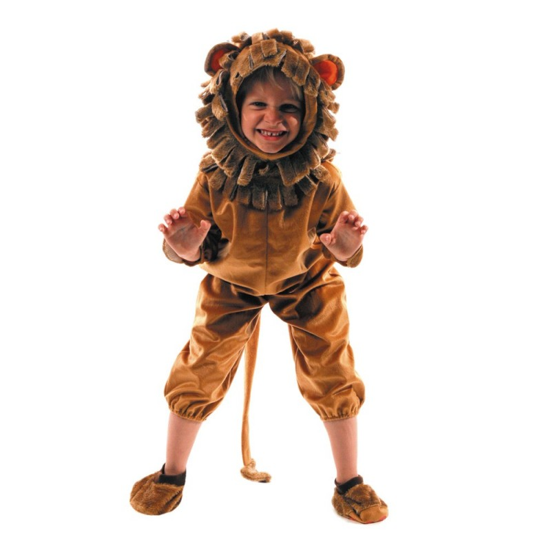 COSTUME LION 3-5ANS