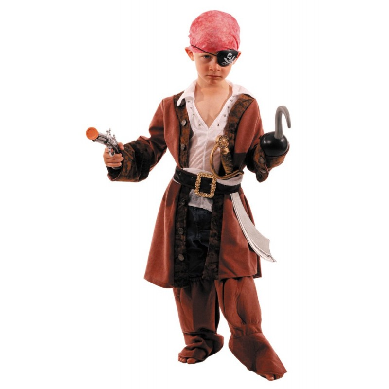 COSTUME PIRATE 4 A 6 ANS