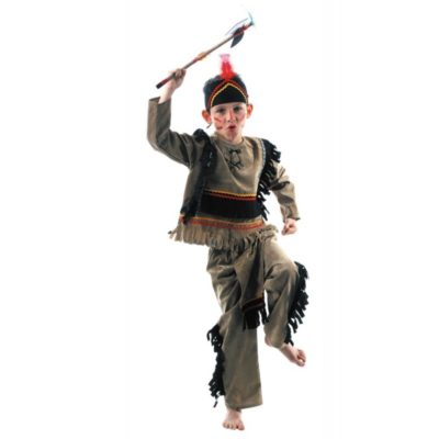 COSTUME INDIEN SIOUX 4 A 6 ANS