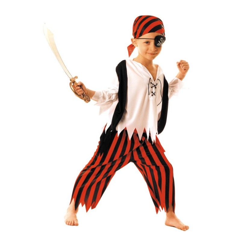COSTUME MOUSSAILLON PIRATE