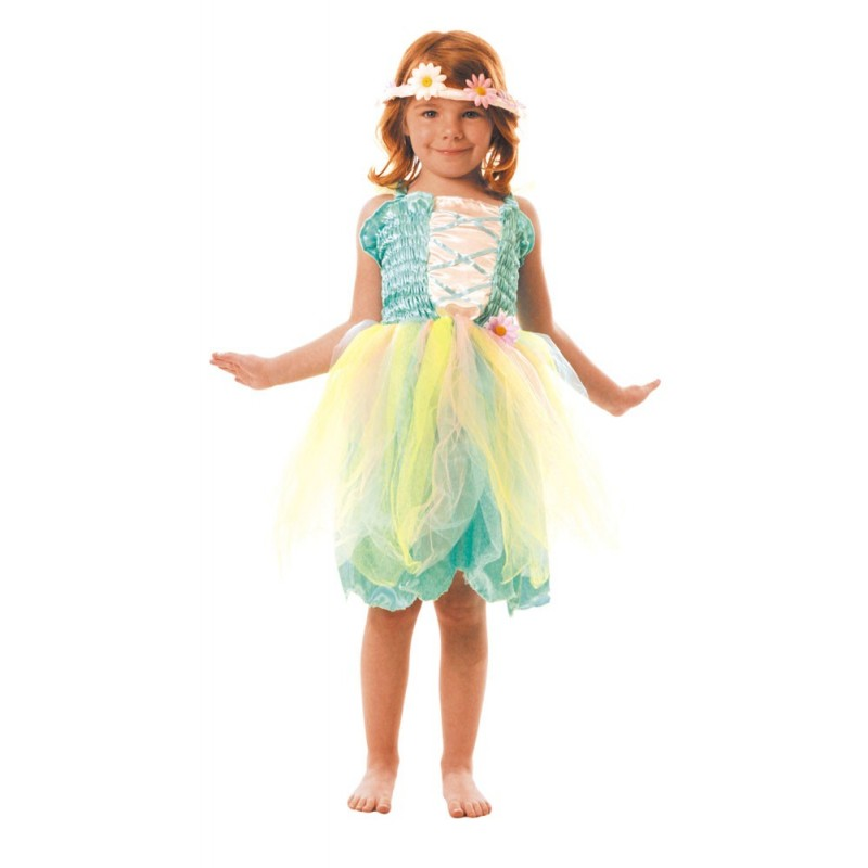 COSTUME FEE FLEURETTE 4 A 6 ANS