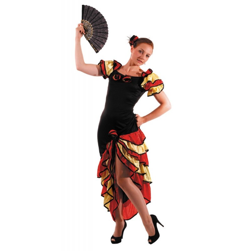 COSTUME FLAMENCO