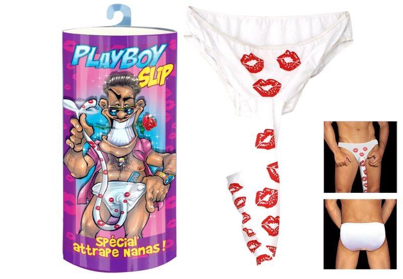 Slip playboy