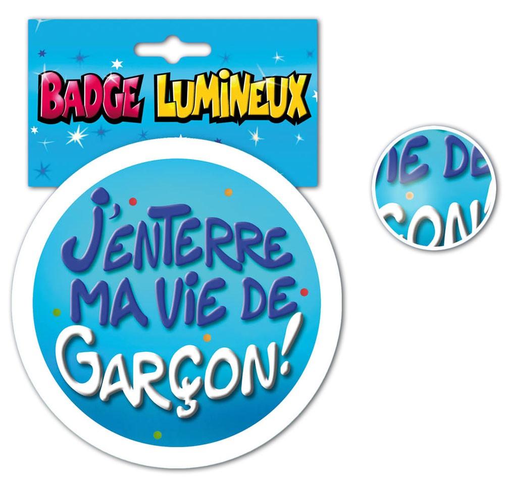 Badge lumineux EVG
