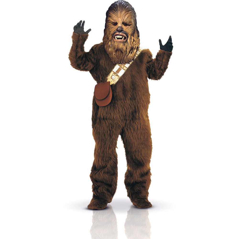 Déguisement Chewbacca luxe