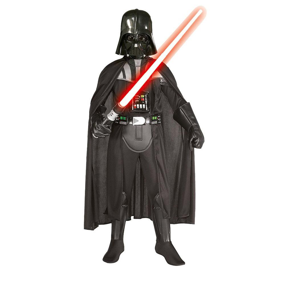 Déguisement luxe Dark Vador pour enfant, déguisement Star Wars