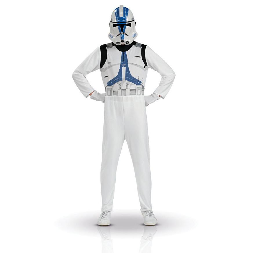 Kit de déguisement Clone Trooper 8 - 10 ans